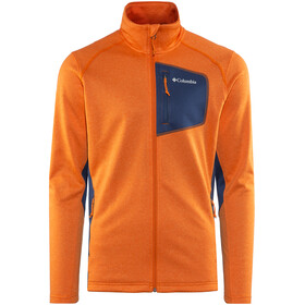 Columbia Jackson Creek II Jas Heren oranje